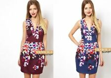 Polyester Cocktail Floral ASOS Clothing for Women
