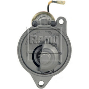 Remanufactured Starter  Remy  25510