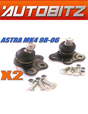 FITS ASTRA MK4 G 1998-2006 FRONT LOWER ARM BALLJOINTS + BOLTS X2 FAST DISPATCH