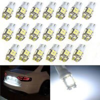 20Pcs T10 194 168 2825 W5W 20-SMD LED White Super Bright Car Wedge Lights Bulb