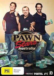 Pawn Stars - Australia : Season 1 (DVD, 2016, 2-Disc Set) - Region 4