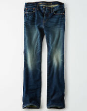 American Eagle Men's Original Bootcut Jeans - Dark Wash - 34x30 - NWT