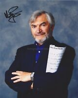 Monty Norman HAND SIGNED 8x10 Photo, Composer of the James Bond Theme