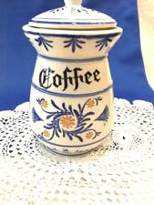 Heritage by Royal Sealy Coffee Jar, With Lid
