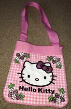 Hello Kitty Cross Body Purse Handbag Pink