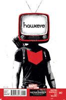 Hawkeye #17 Fraction Marvel Comics 1st Print 2014 NM