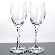 2 Gläser Kristall Glas für Prosecco oder Wein Spiegelau Elba 19,2 cm