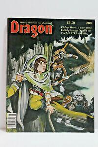 Dragon Magazine - #88