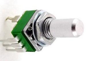 Taiwan Alpha RD901F 9mm Linear/Log Mono Potentiometer 10mm Metal Pot Audio VR