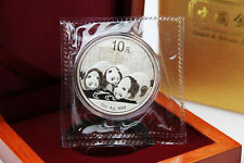 CHINA - 1 oz Silberpanda in der Folie 2013 - SONDERAKTION