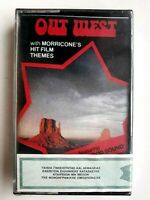Morricone's Hit Films Themes Out West Cassette Brand New Sealed