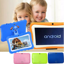 Kids Tablet 7 Inch Android Dual Camera WiFi Children iPad for Games Study Gifts