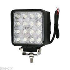 48W LED 12V 24V Arbeitsscheinwerfer Zusatzscheinwerfer Scheinwerfer Offroad LKW