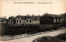 CPA  Soisy-sous-Montmorency - Avenue d'Alembert  (380625)