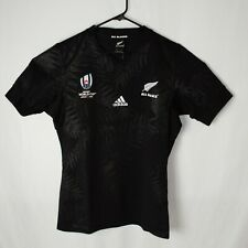 Rugby Adidas 2019 All Blacks Authentic Jersey (Size Extra Large) Msrp $150