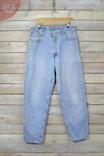 Vintage Levi's 560 Light Blue Tapered Jeans (W36 L32)