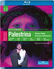 PALESTRINA - VENTRIS,CHRISTOPHER/BSOM/YOUNG,SIMONE   BLU-RAY NEU PFITZNER,HANS