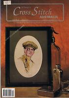 JILL OXTON'S Cross Stitch Australia issue No 8