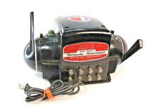 Vintage Lionel Post War Multi Control Transformer 150 Watts Model VW