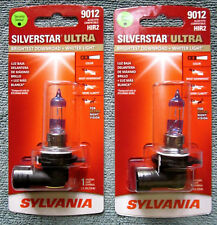 Sylvania Silverstar Ultra 9012 HIR2 NEW Light Bulb 2-Pack FREE SHIP