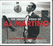 Al Martino - The Smooth Voice Of - Best Of / Greatest Hits 2CD NEW/SEALED