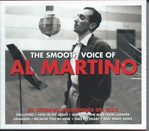Al Martino - The Best Of / Greatest Hits - The Smooth Voice Of 2CD NEW/SEALED