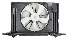 TOYOTA COROLLA iM 2017 SCION iM 2015 RADIATOR COOLING FAN ASSEMBLY SHROUD NEW