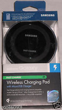 Samsung Fast Charge Qi Wireless Charging Pad - Black Sapphire OPEN BOX