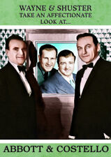 Wayne And Shuster Take An Affectionate Look At Abbott And Costello [New DVD]