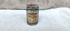 1940s Vintage Eveready No. 950 Battery Unit Cell For Flashlight U.S.A.