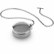 "Alessi ""T-Timepiece"" Stainless Steel Tea Ball - Infuser / Steeper"