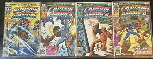 Marvel Comics Captain America Issues #237-240 242-246