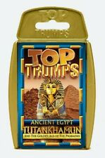 Top Trumps - Ancient Egypt - Tutankhamun And The Golden Age Of The Pharaohs