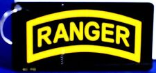 Novelty Key Chain Military Army Ranger New aluminum Made in U.S.A.  KC-0110
