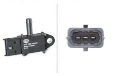 Sensor, Abgasdruck für Gemischaufbereitung HELLA 6PP 009 409-071