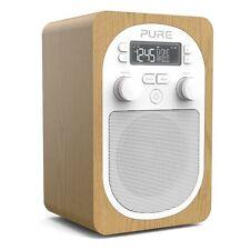 Pure Evoke H2 Compact DAB DAB+ & FM Radio in Oak