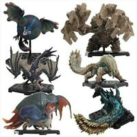 Capcom Figure Builder Monster Hunter Standard Model Plus Vol. 17 6pack BOX JPN