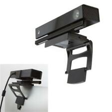 Black TV Clip Mount for Kinect 2.0 Sensor (Microsoft Xbox One) Motion Gaming YS