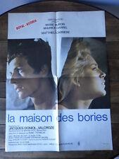 AFFICHE CINEMA (60x80) LA MAISON DES BORIES (G31)