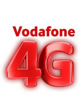 VODAFONE Pay As you Go Sim Card WITH £10 CREDIT 3 In 1 Sim