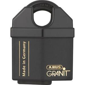 ABUS 37 by 60 B KD Granit Keyed Different Padlock