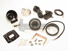 Tanabe Revel VLS OLED Turbo Boost Gauge 2 1/16 in. (52mm) 30 inHG to 45 PSI NEW