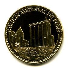 17 PONS Donjon médiéval, 2014, Monnaie de Paris