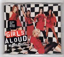 (HA920) Girls Aloud, No Good Advice - 2003 CD