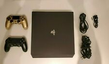 Sony PlayStation 4 Pro 1TB Console - Black with Games