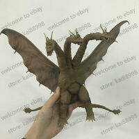 S.H.MonsterArts King Ghidorah 2019 Godzilla King of Monsters Figure New Loose