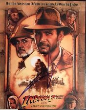 George Lucas signed autographed 8x10 photo Indiana Jones and the Last Crusade