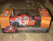 Jeff Burton 2008 AT&T Nascar Action Diecast 1:64 Brand New Ages 4 & Up