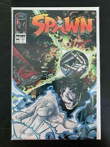 SPAWN #20 IMAGE COMICS 1994 VF