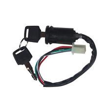 1* Universal Motorcycle Ignition Switch Key For Honda Yamaha Kawasaki Suzuki (Fits: More than one vehicle)